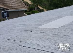 Flat concrete tile - Chino Hills, Carbon Canyon -  Dune Cool Coat